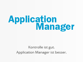 application manager for your software management