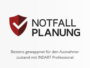 it emergency planner INDART